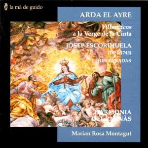 Escorihuela - Arda el ayre