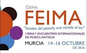 I Feria y Encuentros Internacionales de Música Antigua GEMA 2016