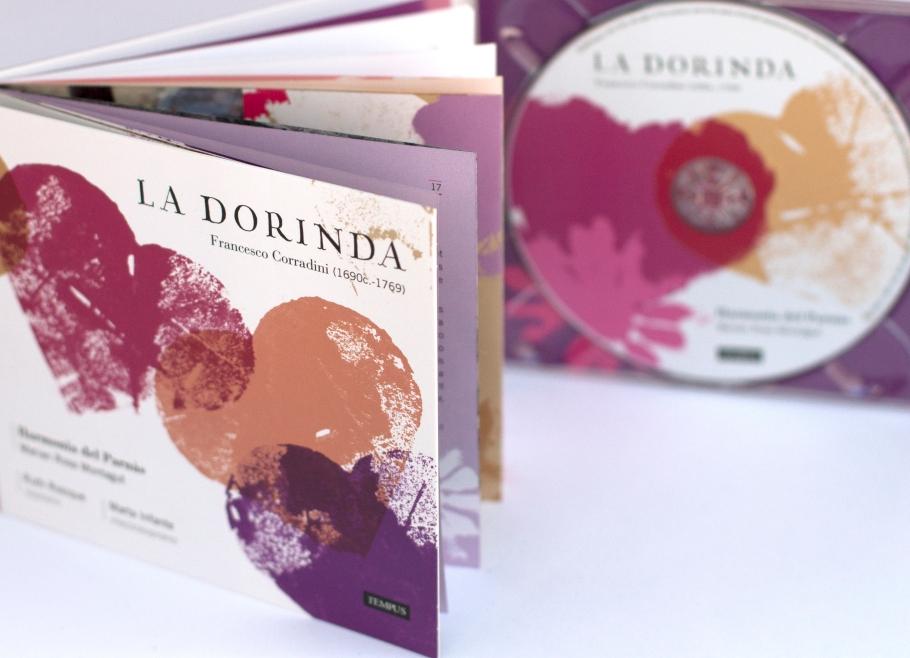 Presentación La Dorinda enMadrid