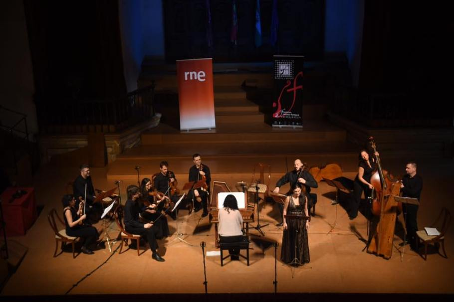 Emisión Concierto Festival Úbeda yBaeza